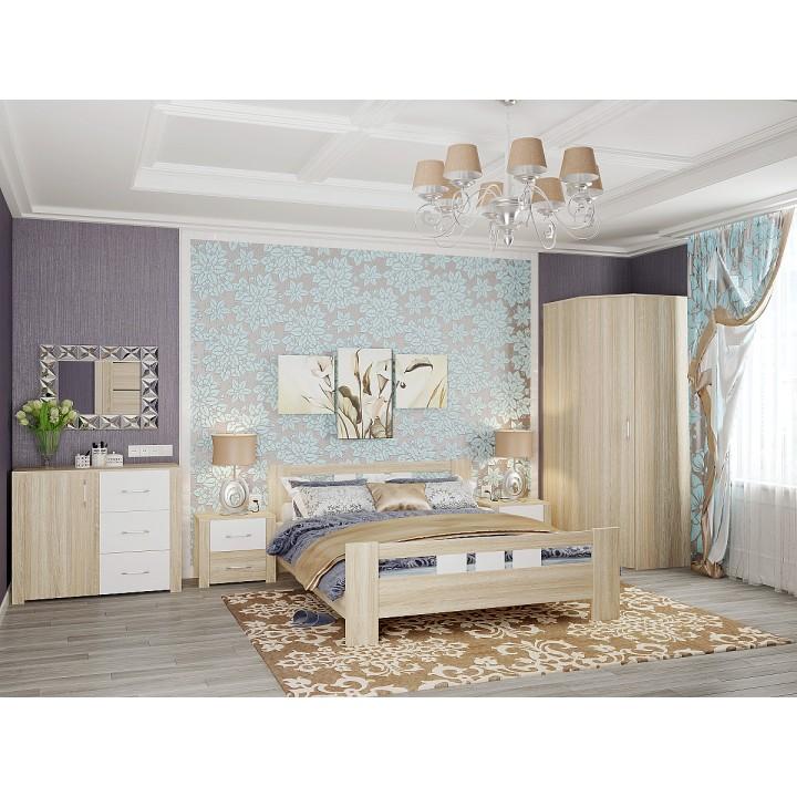Спальня Сопрано-01 от фабрики Vivat