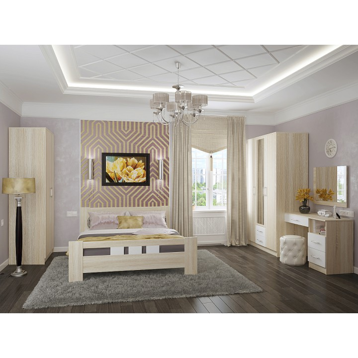 Спальня Сопрано-02 от фабрики Vivat