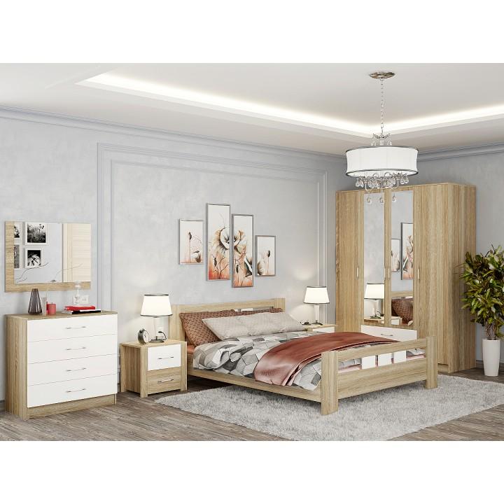 Спальня Сопрано-03 от фабрики Vivat
