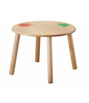 Детский стол круглый
