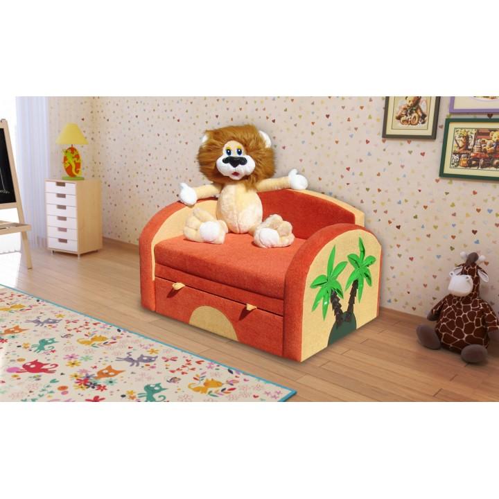 Львенок диванчик