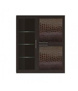 Полка 3-х дверная (1 стеклодверь) ГТ.073.304