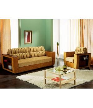 Набор Вега 21 (диван + 2 кресла)