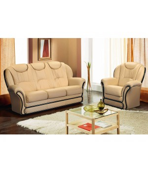 Набор Глория Элит (диван + 2 кресла)