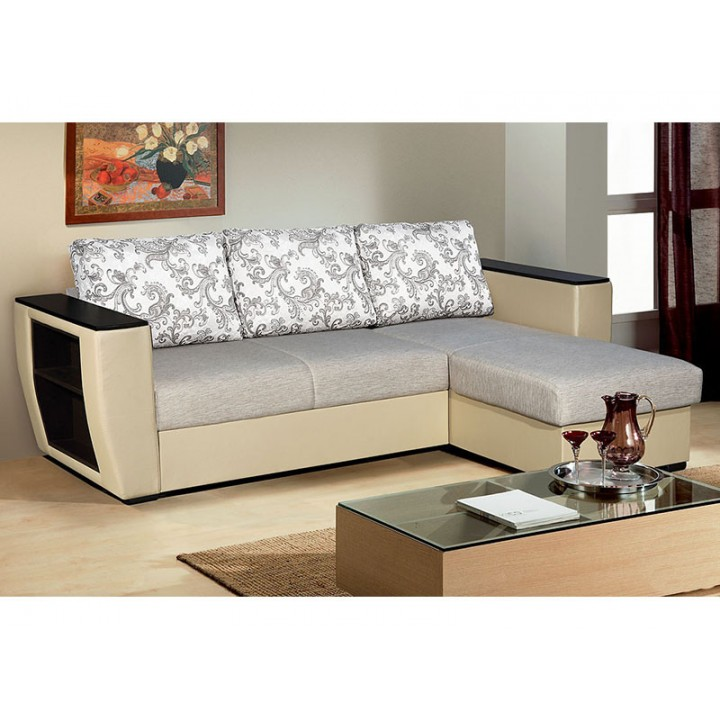 Мягкий угол Вега 21Д (3 подушки)