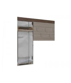 Вешалка с зеркалом 2-3812