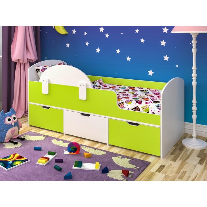 Кровать Малыш Мини с бортиком