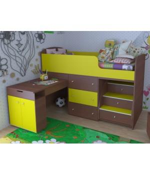 Кровать-чердак Малыш 800*1800