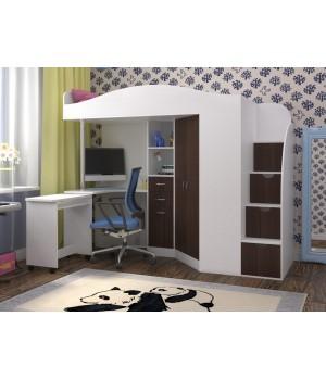 Кровать-чердак Юниор 4