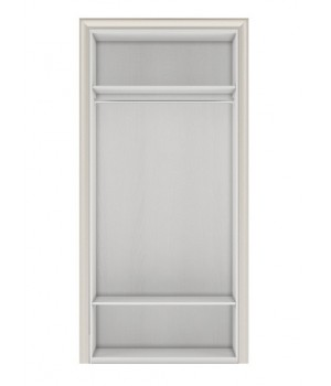 Шкаф 2-х дверный (корпус) СП.0111.402