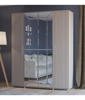 Шкаф 4-х дверный Амели 4-5200