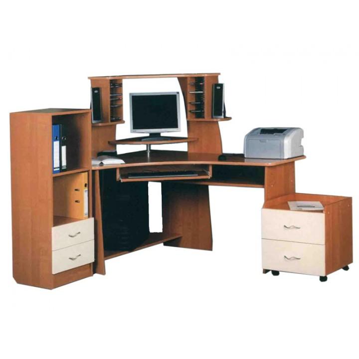 Стол компьютерный Орто 10А