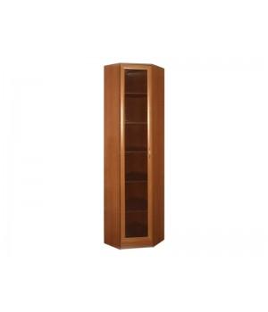 Шкаф книжный угловой Верона-1 (венге) В1-угл