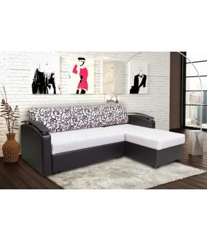 Сильвер угловой диван