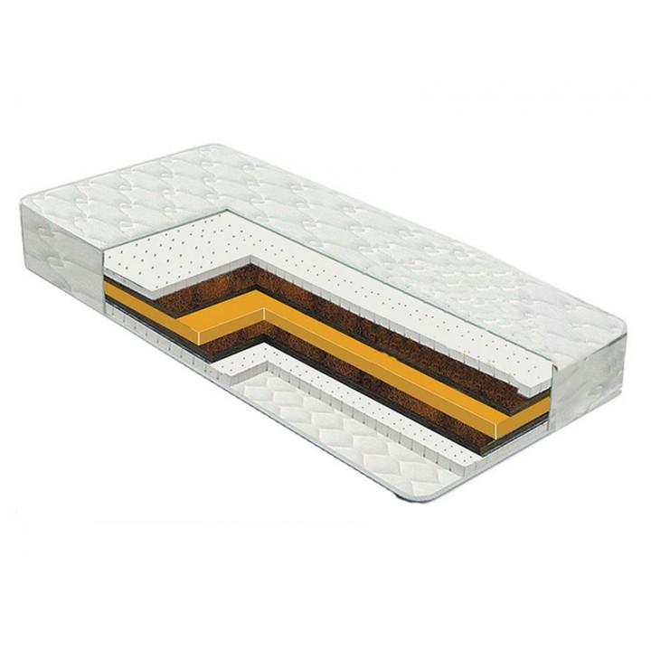Матрас Сэндвич Латекс Кокос Холлофайбер 900