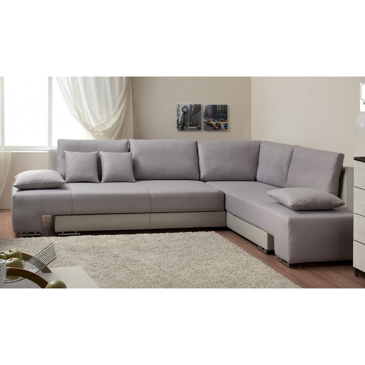 Угловой диван Премьер с ящиком