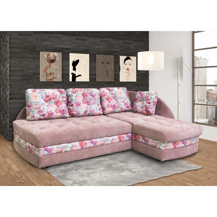 Омега угловой диван
