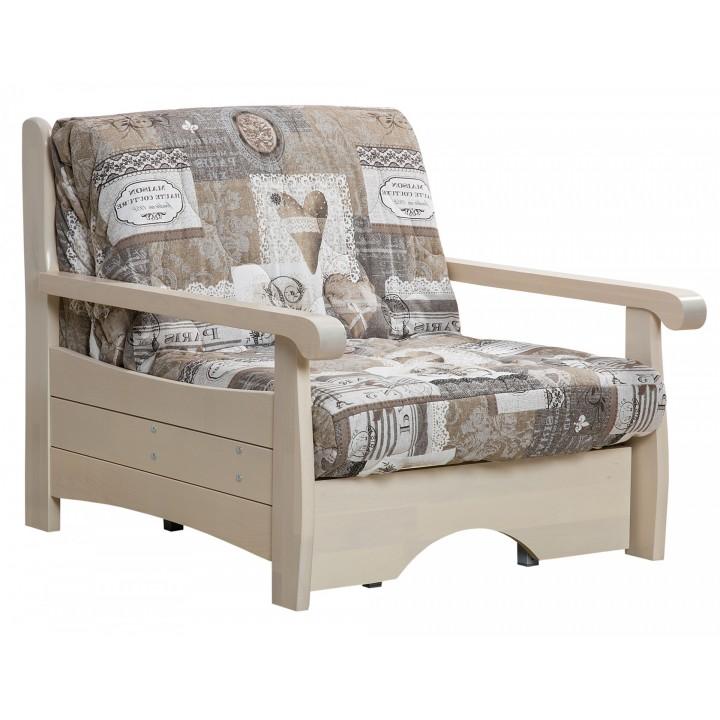 Кресло-кровать Аккордеон массив