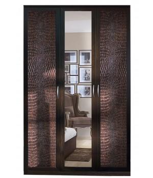 Шкаф 3-х дверный (Венге) VR02