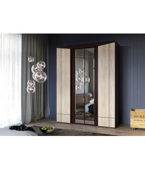 Шкаф 4-х дверный Парма 4-4816
