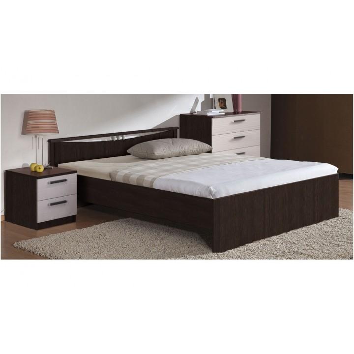 Кровать Мелисса 1400 без ящиков