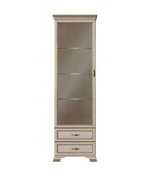 Шкаф-витрина со стеклополками ГТ.0123.301