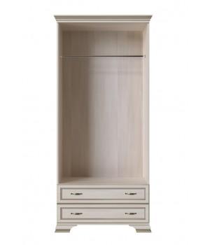 Шкаф 2-х дверный (корпус) СП.0116.402