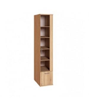 Шкаф для книг (сонома) Berlin 10