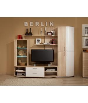 Модульная гостиная Berlin (белый)