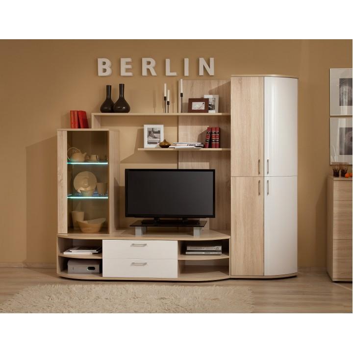Стенка Berlin (белый)