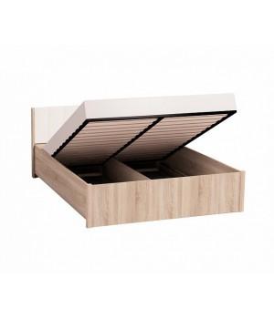 Кровать с под. мех-ом 1400 (сонома) Berlin 33