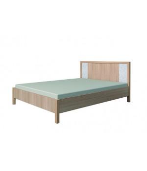 Кровать 1400 (сонома) Wyspaa 23