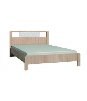 Кровать 1400 (сонома) Wyspaa 43