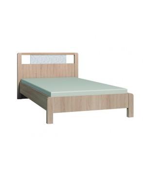 Кровать 1200 (сонома) Wyspaa 44