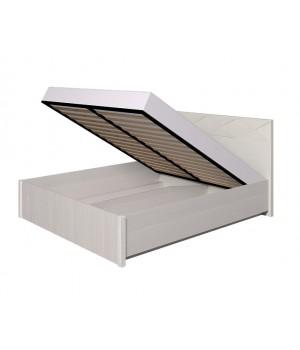 Кровать Люкс с под. мех-ом 1600 Бриз 37.2