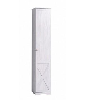 Шкаф для белья правый (ясень) Adele 83