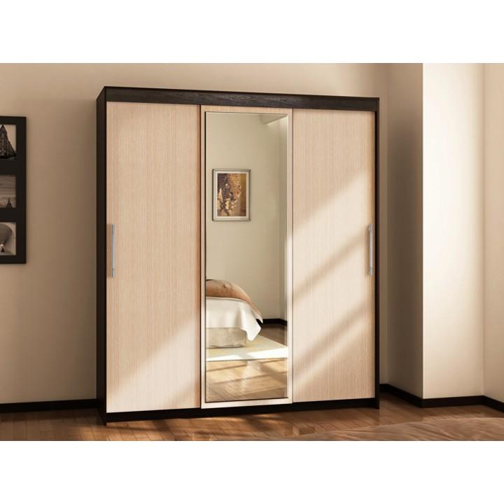 Шкаф-купе 3-х дверный 012