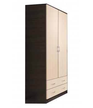 Шкаф 2-х дверный Кэт-7