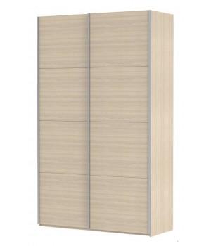 Шкаф-купе 2-х дверный Прайм 1400