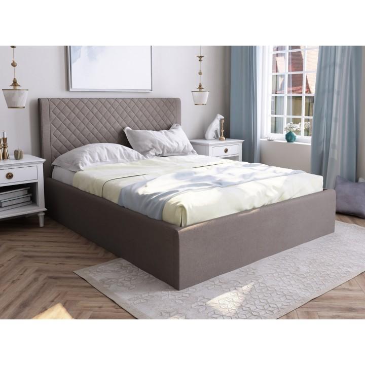 Кровать Милана 1600 с под. мех-ом