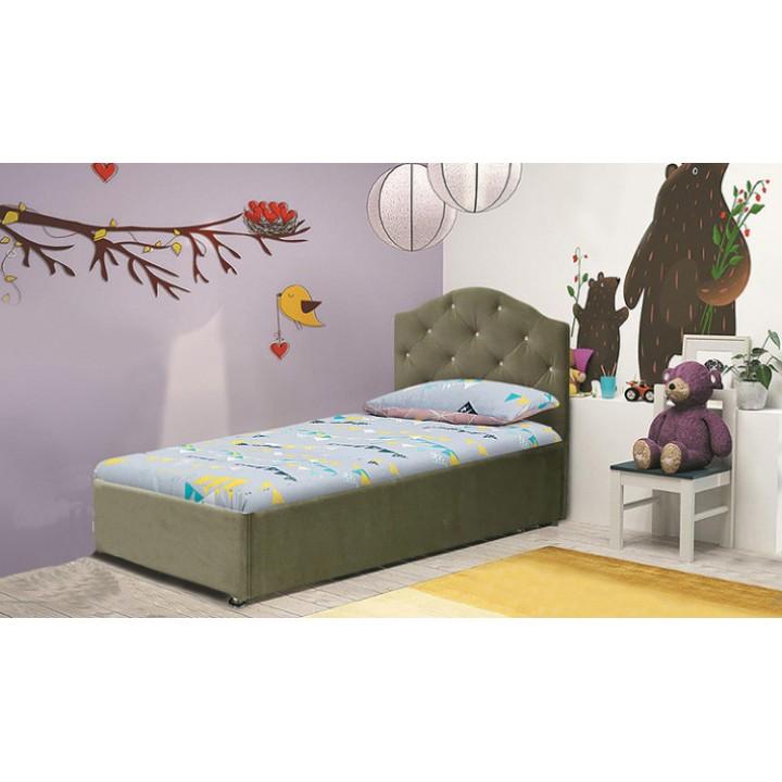 Детская кровать с под.мех-ом Принцесска