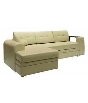 Леон угловой диван (кожзам)