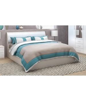 Кровать 1400 (ЛДСП) 001М