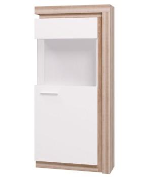 Шкаф-витрина №1