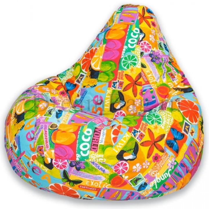 Кресло-мешок XL (Цитрус)