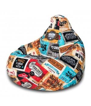 Кресло-мешок XL (Лейбл)