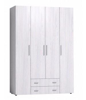 Шкаф 4-х дверный Монако 555