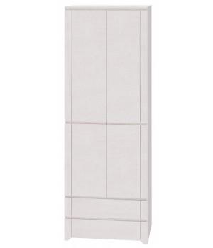 Шкаф для одежды 2-х дверный №1