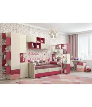 Детская Дарина (Розовый)