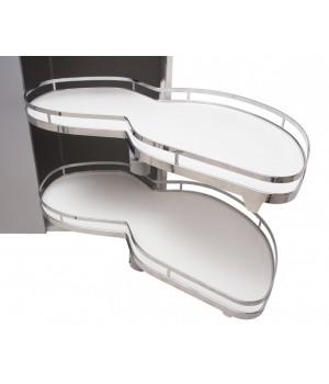 Выкатная корзина для кухни LOTUS KRM 10/900-1000/R